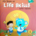 My book of life skills with Values, My book of life skills with Values Part One