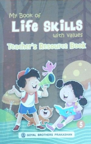 My Book of Life Skills with Values Part 5 teacher's guide