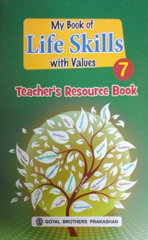 My Book of Life Skills with Values Part 7 teacher's guide