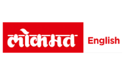 lokmat english logo